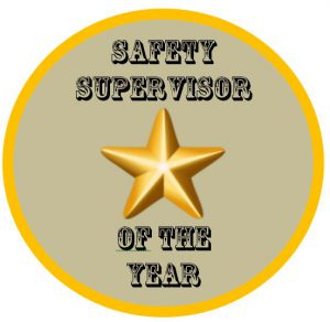 Safety Supervisor of the Year Icon