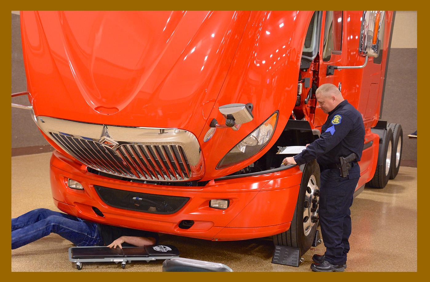 Supertech competition missouri trucking association for Missouri motor carrier services