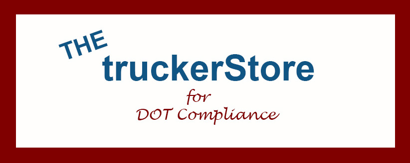 THE truckerStore for DOT Compliance w border